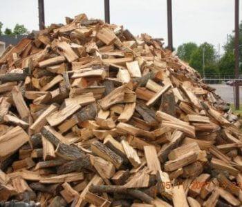 Seasoned Hardwood Firewood Sales